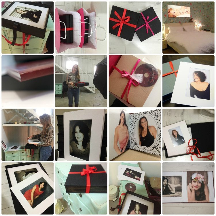 Collage albums